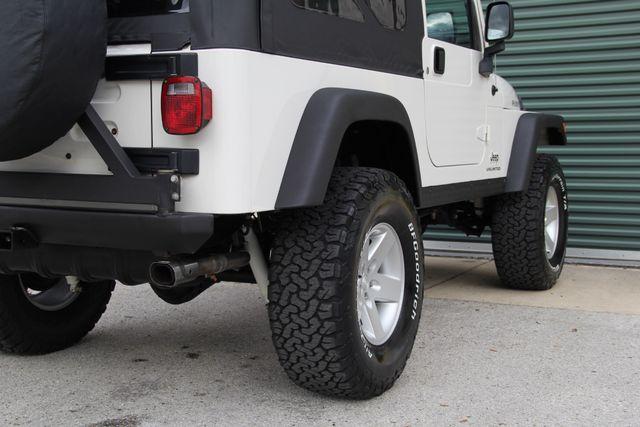 2005 Jeep Wrangler Rubicon Unlimited LJ Jacksonville , FL 23