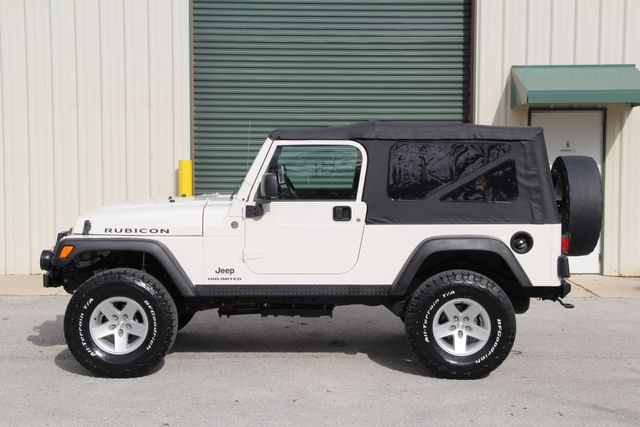 2005 Jeep Wrangler Rubicon Unlimited LJ Jacksonville , FL 6