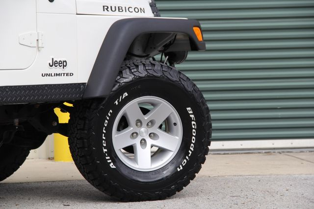 2005 Jeep Wrangler Rubicon Unlimited LJ Jacksonville , FL 4