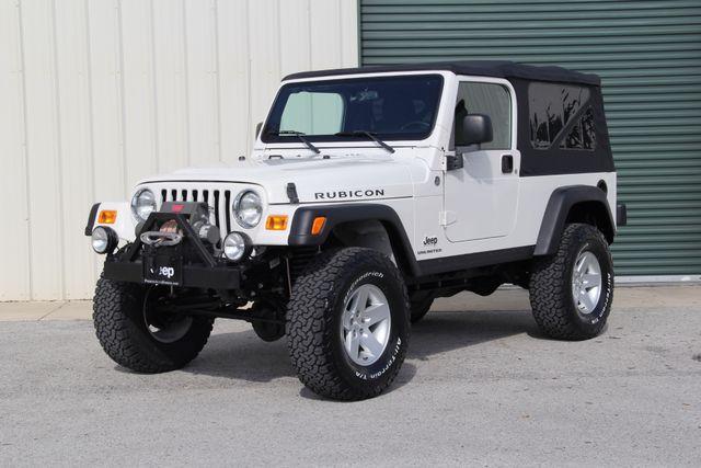 2005 Jeep Wrangler Rubicon Unlimited LJ Jacksonville , FL 51