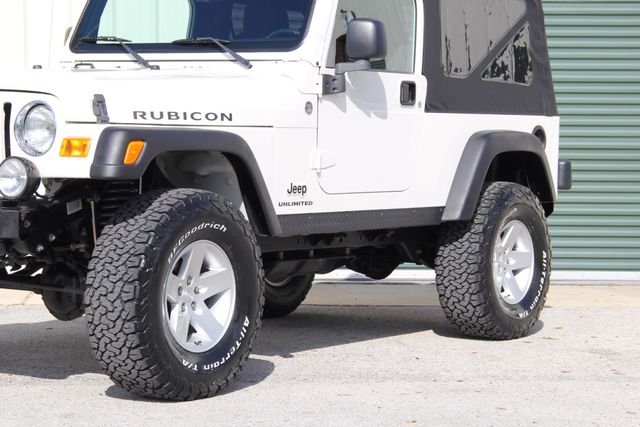 2005 Jeep Wrangler Rubicon Unlimited LJ Jacksonville , FL 14
