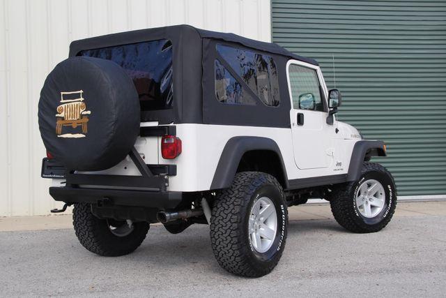 2005 Jeep Wrangler Rubicon Unlimited LJ Jacksonville , FL 3
