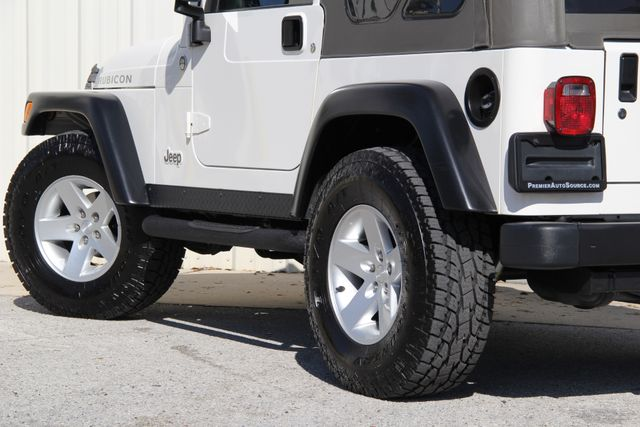 2005 Jeep Wrangler Rubicon Jacksonville , FL 20
