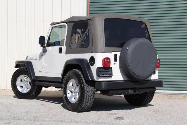 2005 Jeep Wrangler Rubicon Jacksonville , FL 43