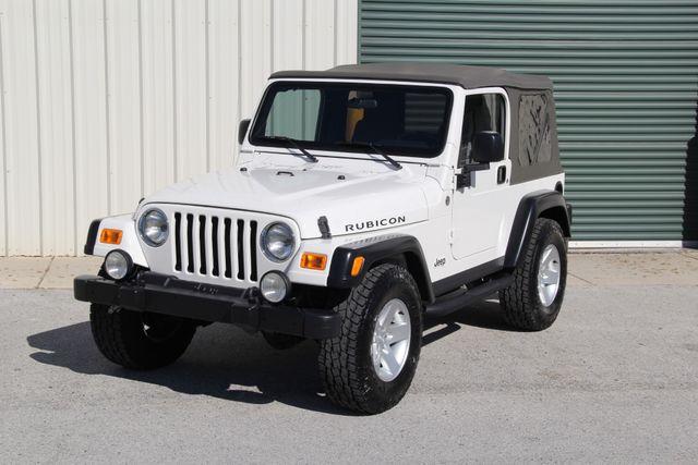 2005 Jeep Wrangler Rubicon Jacksonville , FL 41