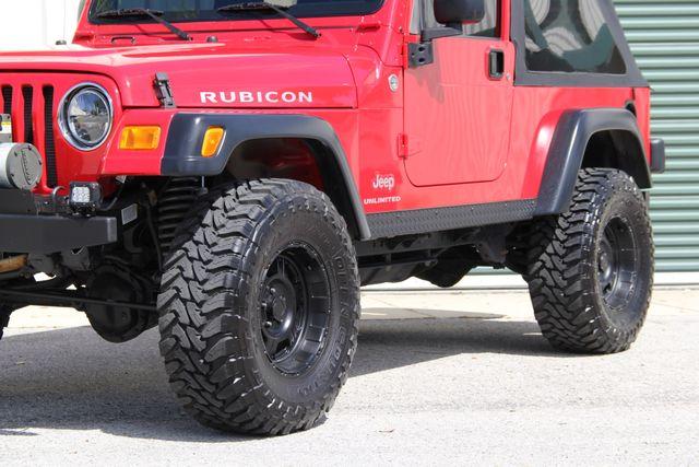 2005 Jeep Wrangler Rubicon Unlimited LJ Jacksonville , FL 19