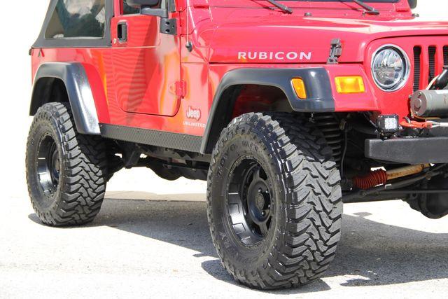 2005 Jeep Wrangler Rubicon Unlimited LJ Jacksonville , FL 20