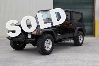 2005 Jeep Wrangler Unlimited Jacksonville , FL