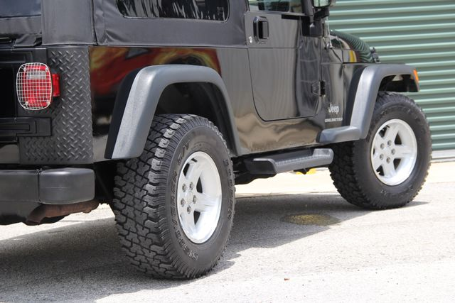 2005 Jeep Wrangler Unlimited Jacksonville , FL 28