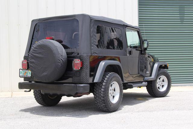2005 Jeep Wrangler Unlimited Jacksonville , FL 49