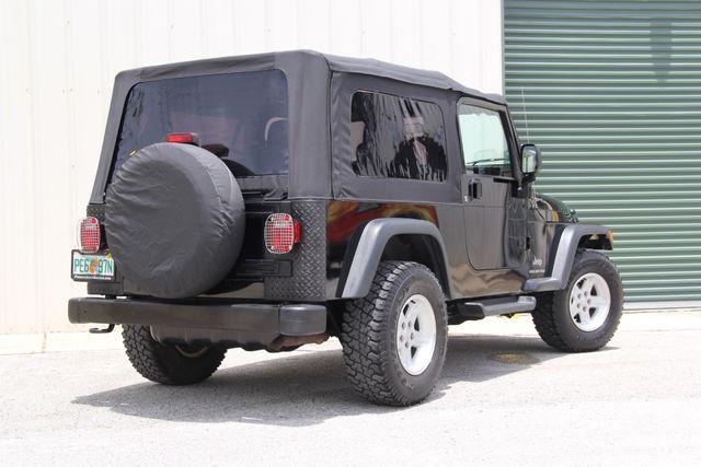 2005 Jeep Wrangler Unlimited Jacksonville , FL 3