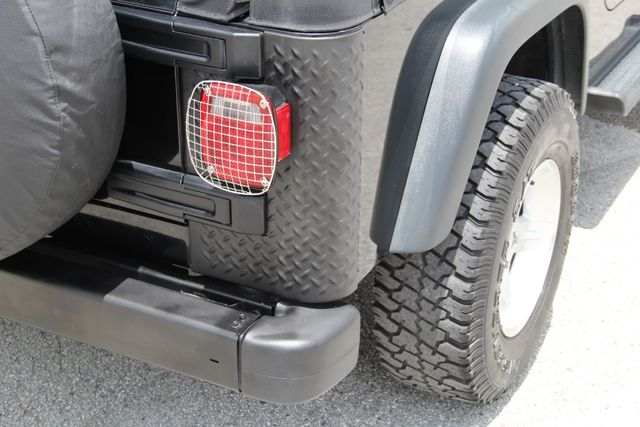 2005 Jeep Wrangler Unlimited Jacksonville , FL 27