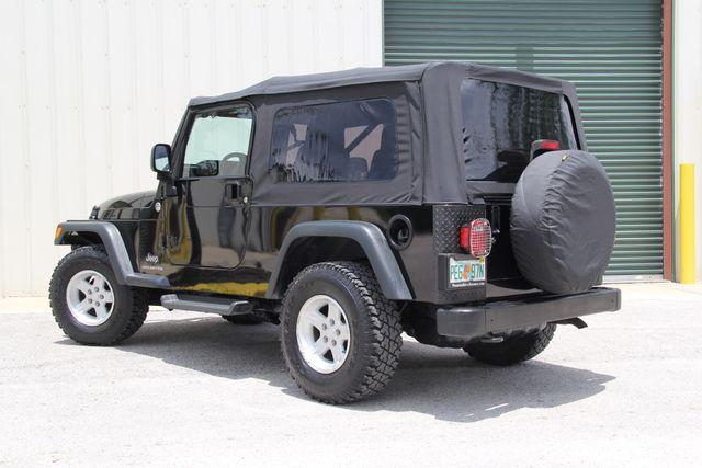 2005 Jeep Wrangler Unlimited Jacksonville , FL 48