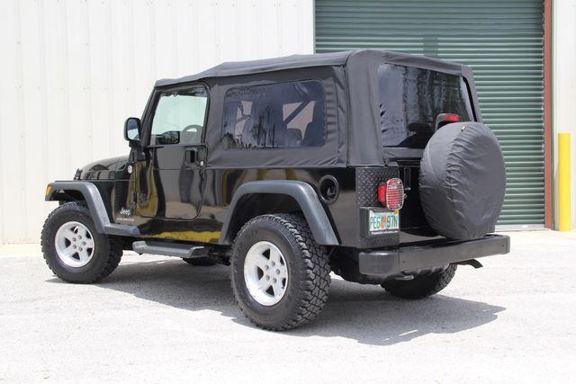 2005 Jeep Wrangler Unlimited Jacksonville , FL 2