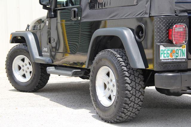 2005 Jeep Wrangler Unlimited Jacksonville , FL 26
