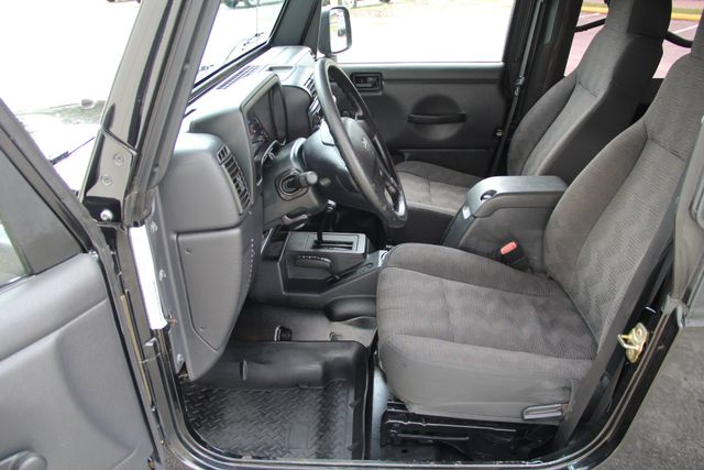 2005 Jeep Wrangler Unlimited Jacksonville , FL 38