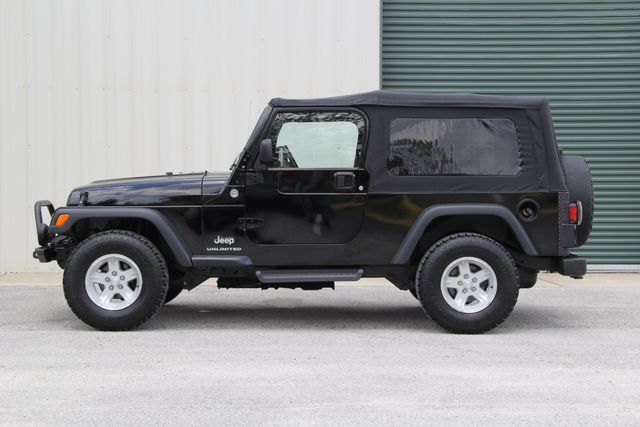 2005 Jeep Wrangler Unlimited in Jacksonville , FL 32246