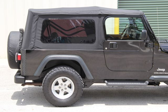 2005 Jeep Wrangler Unlimited Jacksonville , FL 12