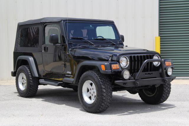 2005 Jeep Wrangler Unlimited Jacksonville , FL 47