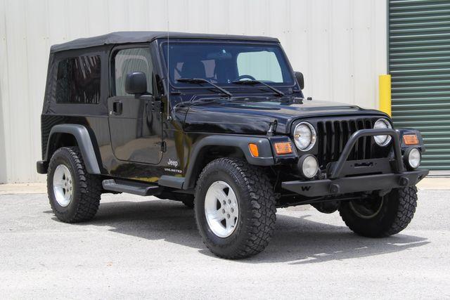 2005 Jeep Wrangler Unlimited Jacksonville , FL 1