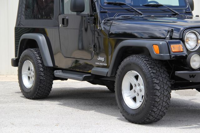 2005 Jeep Wrangler Unlimited Jacksonville , FL 20