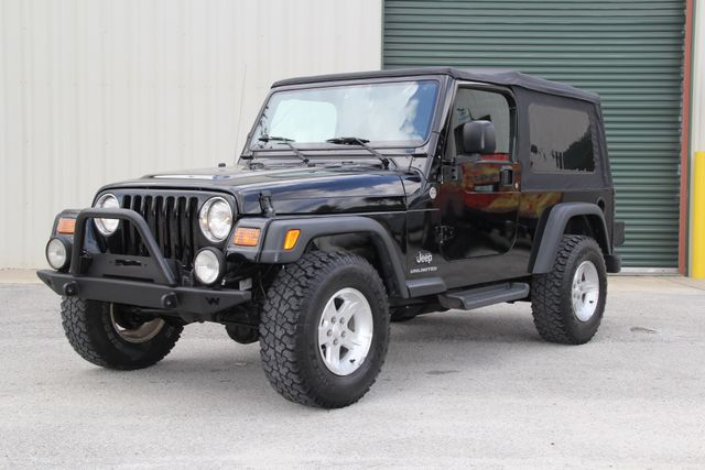 2005 Jeep Wrangler Unlimited Jacksonville , FL 46