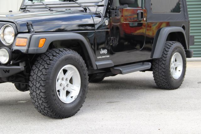 2005 Jeep Wrangler Unlimited Jacksonville , FL 19