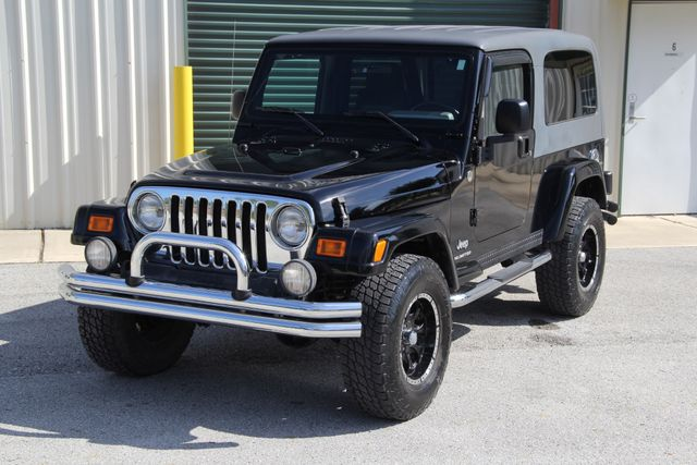 2005 Jeep Wrangler Unlimited LJ in Jacksonville , FL 32246