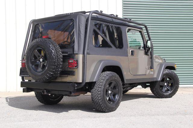 2005 Jeep Wrangler Rubicon Sahara Unlimited LJ in Jacksonville , FL 32246