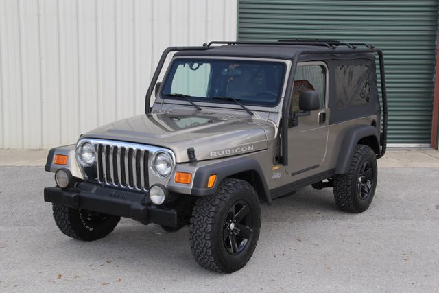 2005 Jeep Wrangler Rubicon Sahara Unlimited LJ in Jacksonville , FL 32246