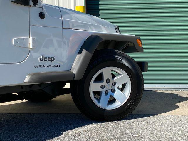 2005 Jeep Wrangler SE 4.0 Inline 6 Engine in Jacksonville , FL 32246