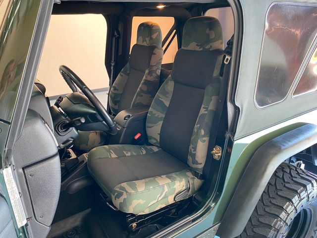 2005 Jeep Wrangler X Willy's edition in Jacksonville , FL 32246