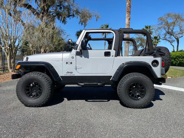 2005 Jeep Wrangler X Lifted