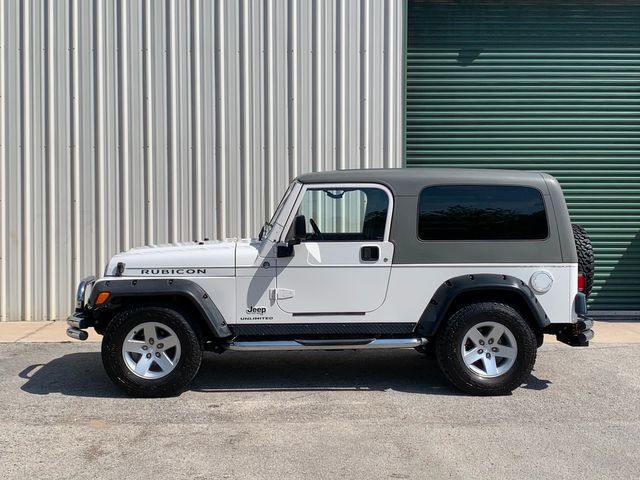 2005 Jeep Wrangler Rubicon Unlimited Hard Top