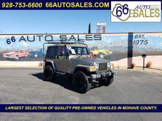 2005 Jeep Wrangler Sport in Kingman, Arizona 86401