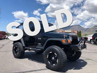 2005 Jeep Wrangler X LINDON, UT
