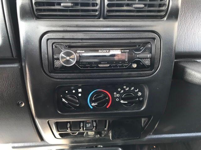 2005 Jeep Wrangler Sport in Medina, OHIO 44256