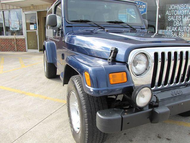 2005 Jeep Wrangler Unlimited in Medina OHIO, 44256