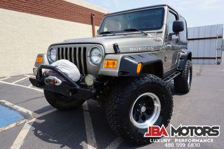2005 Jeep Wrangler Rubicon 4X4 4.0L 4WD LIFTED 6 Speed 52K LOW MILES! | MESA, AZ | JBA MOTORS in Mesa AZ