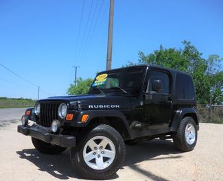 2005 Jeep Wrangler Rubicon in New Braunfels, TX 78130