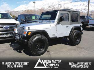 2005 Jeep Wrangler SE in Orem, Utah 84057
