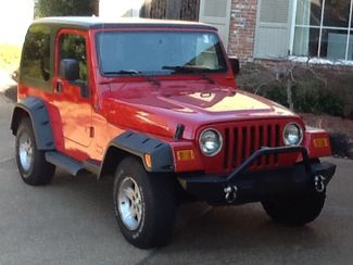 2005 Jeep Wrangler Sport ** RATES AS LOW AS 1.99 APR* **** in Plano TX, 75093