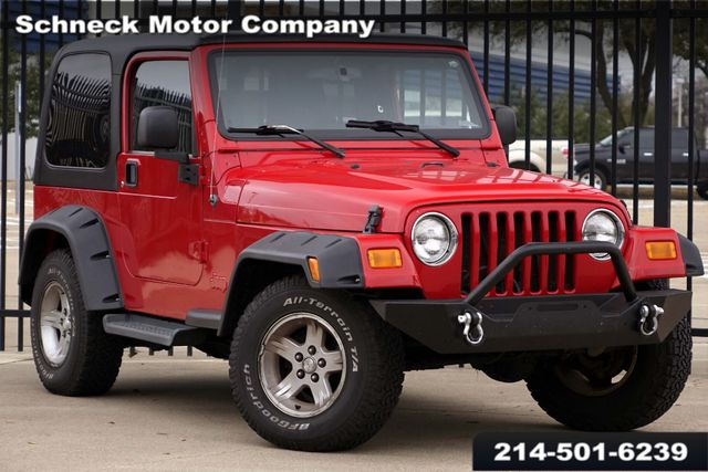 2005 Jeep Wrangler Sport ** RATES AS LOW AS 1.99 APR* ****