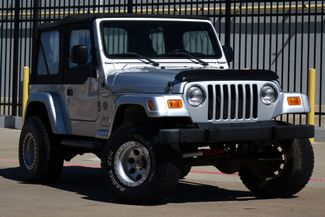 2005 Jeep Wrangler X* Auto* 4x4* Soft Top* Only 46k Mi* EZ Finance** | Plano, TX | Carrick's Autos in Plano TX