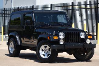 2005 Jeep Wrangler Rubicon Unlimited* LJ* Auto* Hard Top* Rare* 69k m | Plano, TX | Carrick's Autos in Plano TX