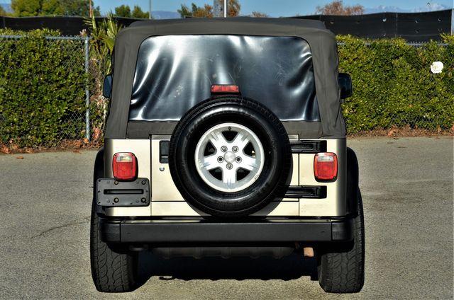 2005 Jeep Wrangler Sport in Reseda, CA, CA 91335