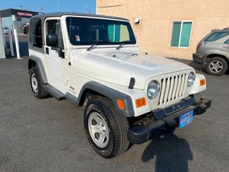 2005 Jeep Wrangler RHD SPORT 4X4 1 OWNER, CLEAN TITLE, W/ ONLY 87,000 MILES in San Diego, CA 92110