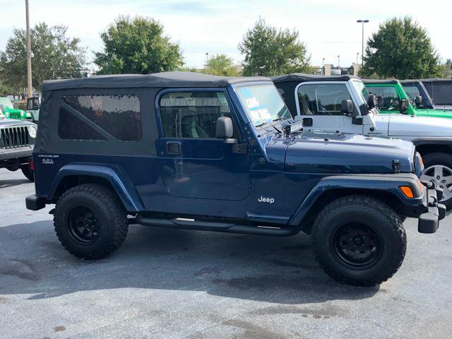 2005 Jeep Wrangler Unlimited LJ Riverview, Florida
