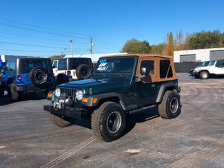 2005 Jeep Wrangler X Riverview, Florida 2