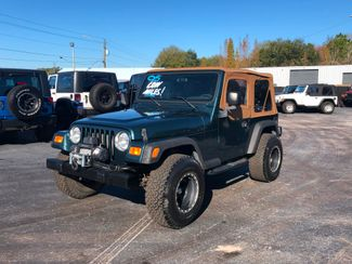 2005 Jeep Wrangler X Riverview, Florida